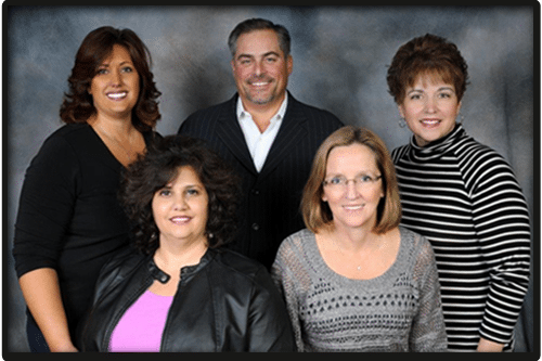 Dr. Newkirk and staff